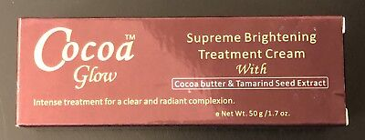 Cocoa Glow Supreme Brightening Treatment Cream W Cocoa Butter & Tamrind Seed 50g