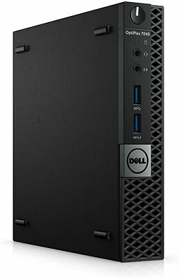 DELL Optiplex 990 USFF i5 2.5Ghz 4GB 120GB SSD, 250GB, 500GB HDD Windows 10 Pro
