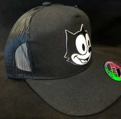 Felix the Cat mesh 5-panel hat