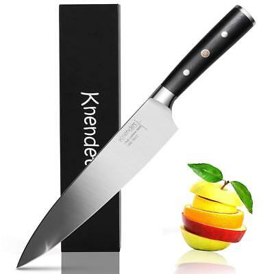Chef Knife,Super Sharp Edge Kitchen Knife German High Carbon Stainless Steel Pro