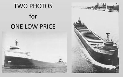 SS Edmund Fitzgerald PHOTOS  LOT, Great Lakes Wreck Gordon Lightfoot freighter