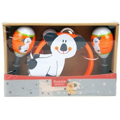 NEW Koala Maraca and Tambourine Set from Baby Barn Discounts