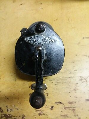 Vintage Black Knight Model A701 Sharpener