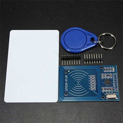 MFRC-522 RC522 RFID Module IC Card Induction Sensor Free S50 Card Key Chain SP