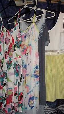 Mix Lot of Juniors Dresses Sizes XS to Large