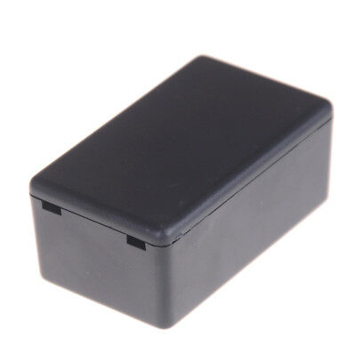 Black Waterproof Plastic Electric Project Case Junction Box 60*36*25mm new