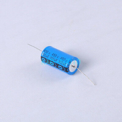 New Lot of 10 Pcs Axial Electrolytic Capacitor 1500UF 25V Made by PACCOM