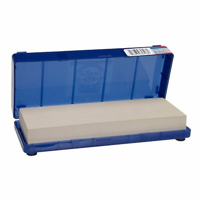 """Norton Waterstone, 1000 grit, 1"""" x 3"""" x 8"""" in Blue Plastic Hinged Box / 1 EA"""