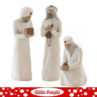 Willow Tree - The Three Wise Men Collectable Gift Figurine NEW