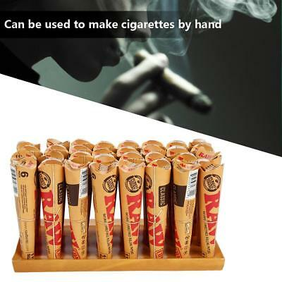 Box of 192 Leaves Cigarette Tobacco Rolling Paper Pre-Rolled Cones Rolling Paper