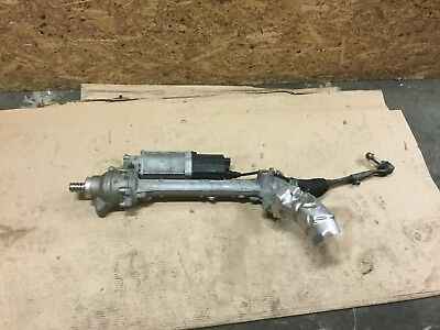 2017 BMW 3 Series F30 Lci 330E Electric Power Steering Rack 6886293