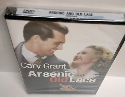 Arsenic and Old Lace (DVD, 2010)  Like New
