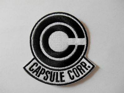 Patch écusson dragon ball  capsule corp.