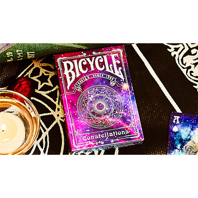 Mazzo di carte Bicycle Constellations V2 Playing Cards by Bocopo