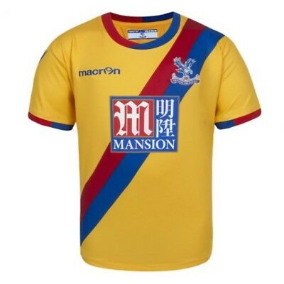 2016-2017 Crystal Palace Macron Away Football Shirt Large rrp £59.99 CS172  HH 09 7a09e6c1e