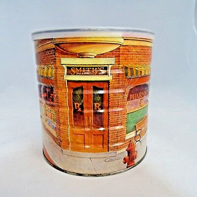 Maxwell House Coffee Can 1994 Very Special Arts Randy Souders Collectible w/Lid