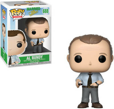 Married With Children - Al W/ Remote - Funko Pop! Television: (2018, Toy NUEVO)