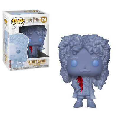 Harry Potter - Bloody Baron - Funko Pop! Movies: (2018, Toy NUEVO)
