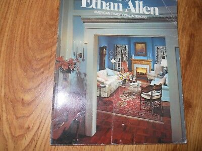 The Treasury of ETHAN ALLEN - Traditional Interiors  1976  SC