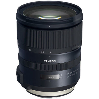 Tamron SP 24-70mm f/2.8 Di VC USD G2 Lens for Canon Mount (AFA032C-700)