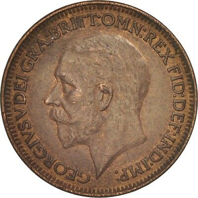 1911-1936 Farthing Of King George V.  You Choose Your Date!    One Coin/Buy!