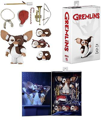 "Gremlins Mogwai GIZMO 7"" Scale Ultimate Action Figure NECA In Stock"