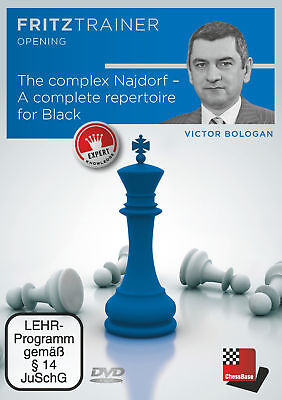 The complex Najdorf - A complete repertoire for Black ~ Vict ... 9783866815209