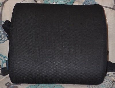 Everlasting Comfort 100 Pure Memory Foam Back Cushion Orthopedic Lumbar