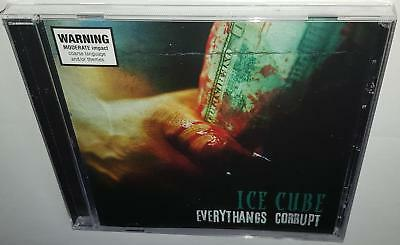 Ice Cube Everythang's Corrupt (2018) Brand New Sealed Australian Cd Too Short