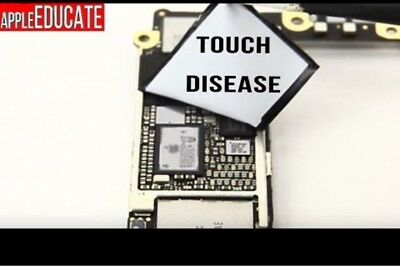 iPhone 6 Plus Touch IC repair - No Touch / Touch Disease Meson Repair