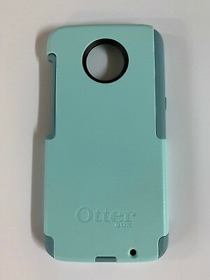 the latest b20af 93dfb OTTERBOX COMMUTER SERIES Case for the Motorola Moto Z3 Play Ocean Way