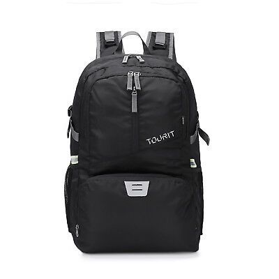 6537a9af7d TOURIT Lightweight Packable Travel Hiking Waterproof Foldable Daypack  Backpack