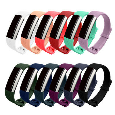 Replacement Silicone Wristband Bracelet Sport Wrist Band For Fitbit Alta HR