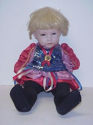 Sfbj 251 French Reproduction Toddler Doll 23""