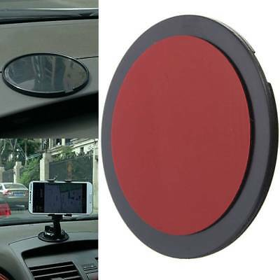 2Pcs Car Suction Cup Adhesive Dash Dashboard Mount Disc Pad for GPS Phone Stand