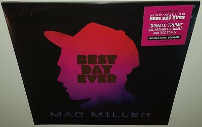 Mac Miller Best Day Ever (2016) Brand New Sealed Vinyl Lp