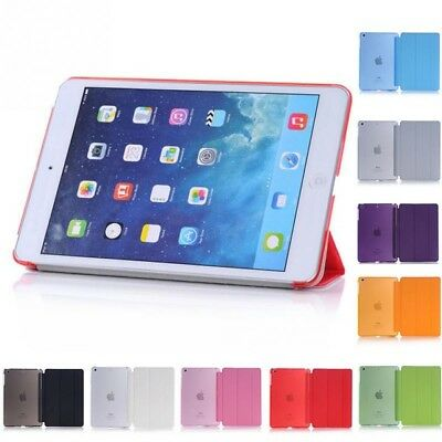 Leather Magnetic Smart Cover Stand Case for Apple iPad Mini 5 2 3 4 Air Pro 9.7