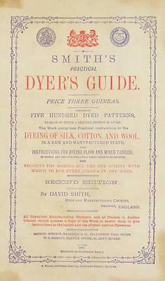 195 Old Books On Dvd - Dye Dyes Organic Colouring Recipes Dyeing Textiles Fabric