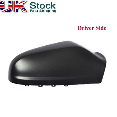 Door Wing Mirror Cover O/S Drivers Side RH For Vauxhall Astra H Mk5 2004-2009