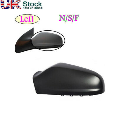 Left Passenger Side Wing Door Mirror Cover For VAUXHALL ASTRA H MK5 2004-2009