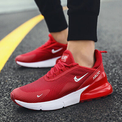 Men's Sneakers Breathable Fashion Running Sports Tennis Shoes Casual Air Mesh