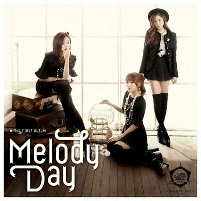 MELODYDAY - [ANOTHER PARTING] 1st Single Album CD + Photo Booklet K-POP Sealed