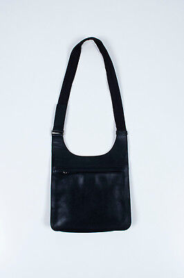 Prada Unisex Technical Fabric and Nylon Belt Bag Black.