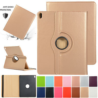 For iPad Mini 1 2 3 4 Case Luxury Smart Leather 360° Rotating Stand Flip Cover