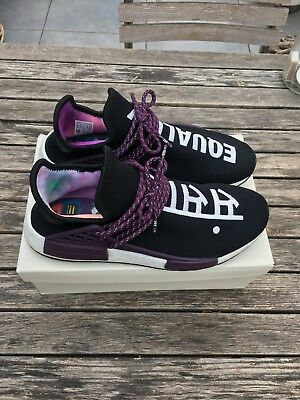 ADIDAS PHARRELL WILLIAMS BBC Human Race HU NMD EU45 13 US11