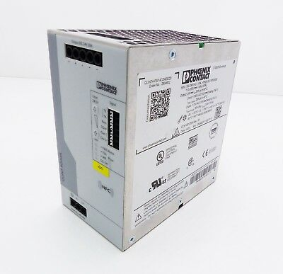 Phoenix Contact Quint4-PS/1AC/24DC/20 2904602 -used-