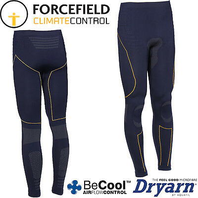 FORCEFIELD Motorrad Pants TECH 2 BASE LAYER thermoregulierend Funktions Hose