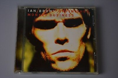 CD Album: Ian Brown - Unfinished Monkey Business