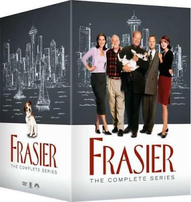 FRASIER: THE COMPLETE SERIES (Region 1 DVD,US Import,sealed)
