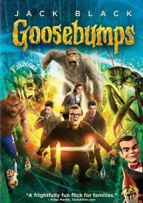 GOOSEBUMPS (Region 1 DVD,US Import,sealed)
